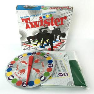Игра Туистър - Twister игра за семейството