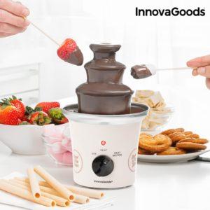 Шоколадов фонтан InnovaGoods Sweet & Pop Times 70W