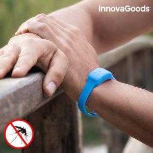 Гривна против комари и кърлежи - за деца и възрастни InnovaGoods