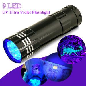 UV фенерче - детектор за банкноти