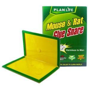 Лепящи капани за мишки - лепило за мишки