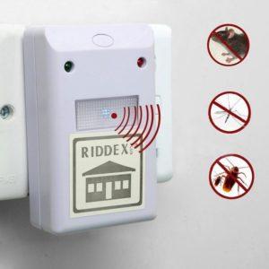 Riddex Plus Pest Repeller - ултразвуково устройство за борба с вредители